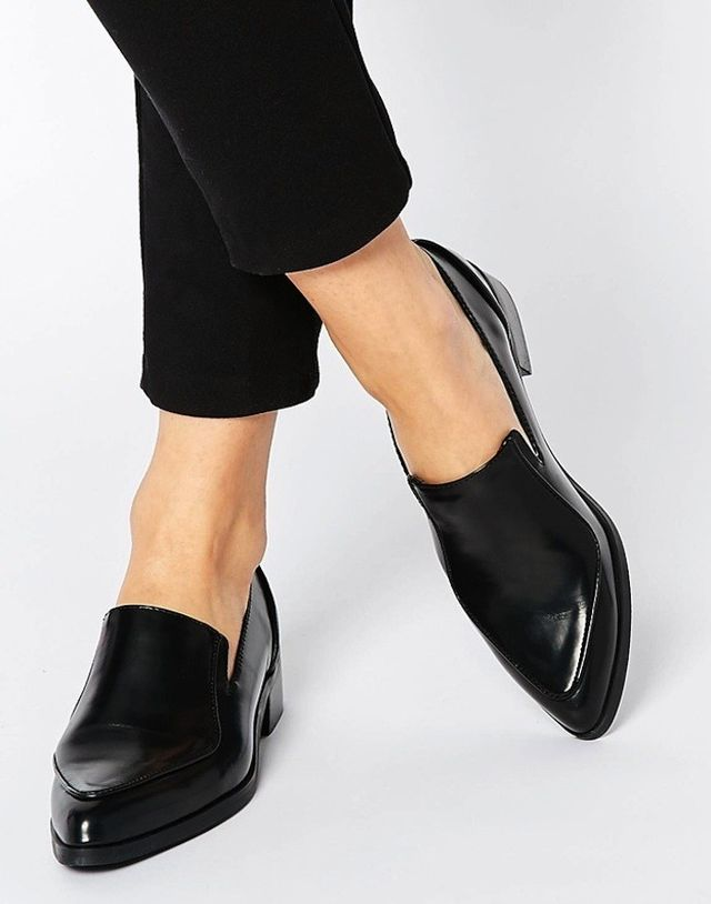 ASOS Miles pointed Flat shoes