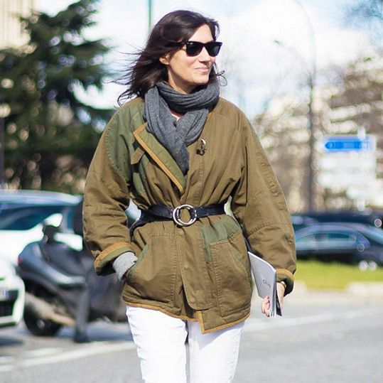 """3 Fashion Things French Women Say """"No"""" To"""