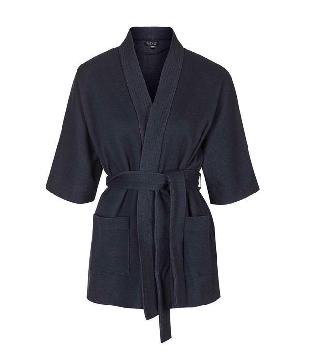 Topshop Denim Judo Kimono