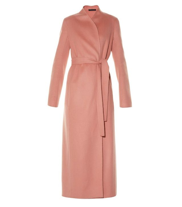 The Row Talaton Long Wool Coat