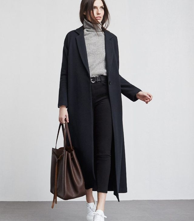 Reformation Brunswick Coat