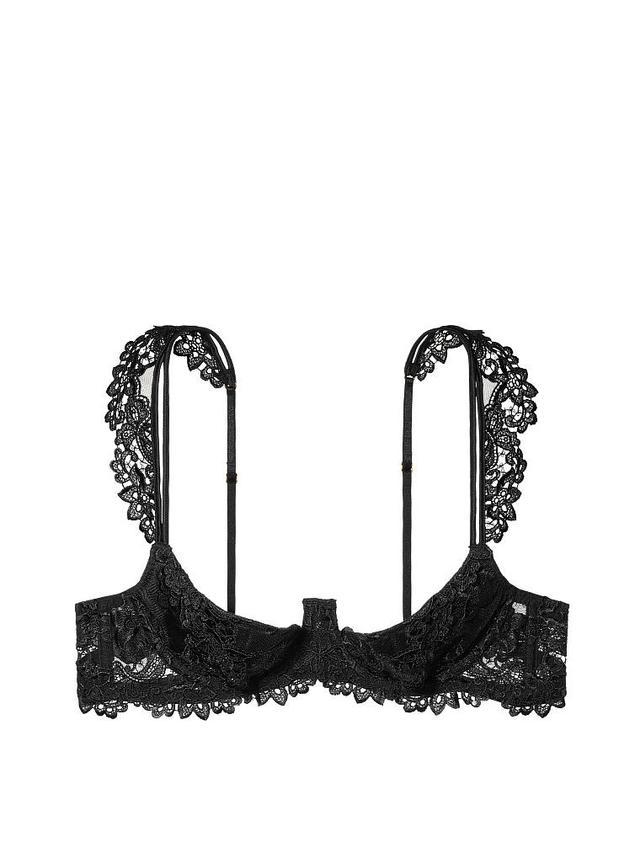 Victoria's Secret Peek-a-Boo Balconet Bra