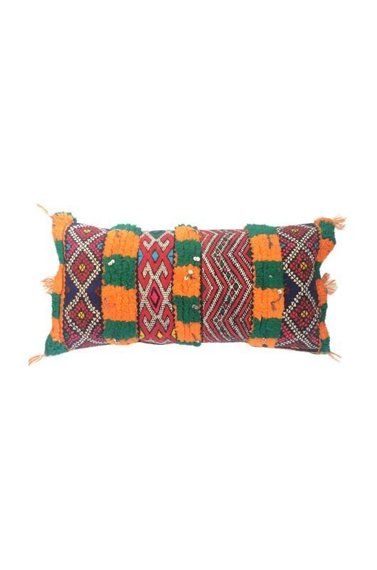 Barefoot Gypsy Vintage Berber Cushion