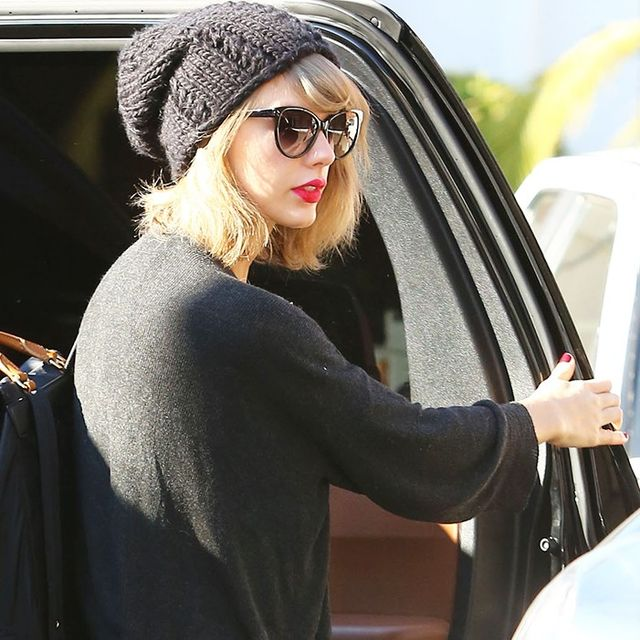 This Is How Taylor Swift Does Athleisure