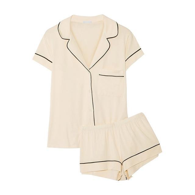 Eberjey Gisele Stretch-Modal Pyjama Set