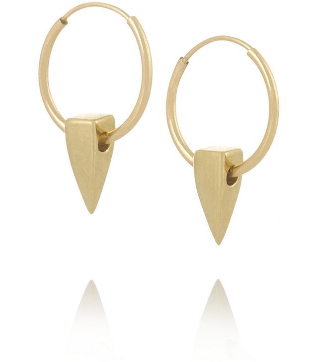 Wendy Nichol 14-Karat Gold Earrings