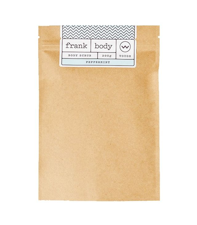 Frank Body Peppermint Body Scrub