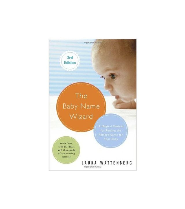 The Baby Name Wizard by Laura Wattenberg