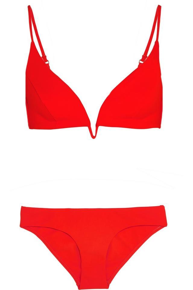 Zimmermann Mairsol Plunge Bikini