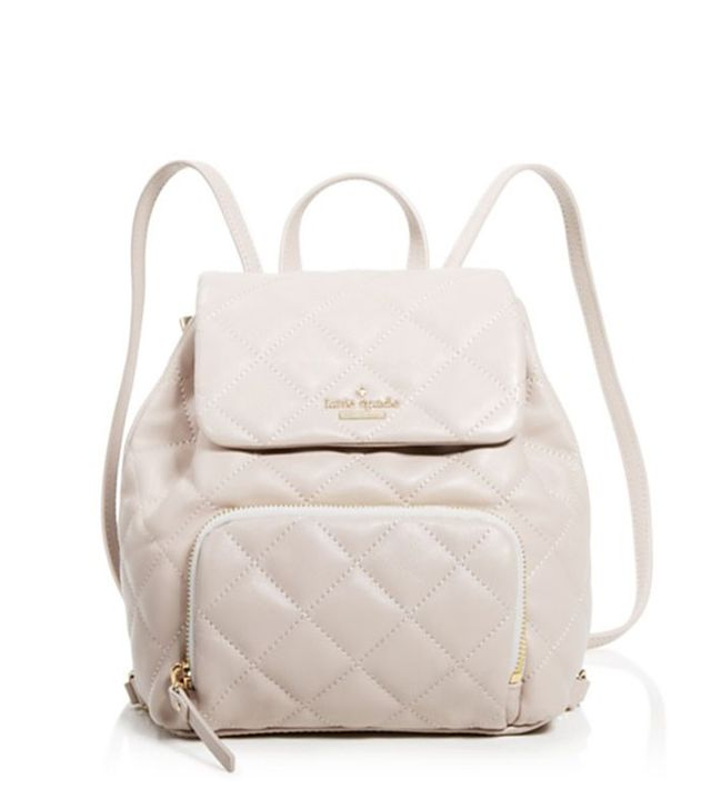 Kate Spade New York Jessa Quilted Mini Backpack