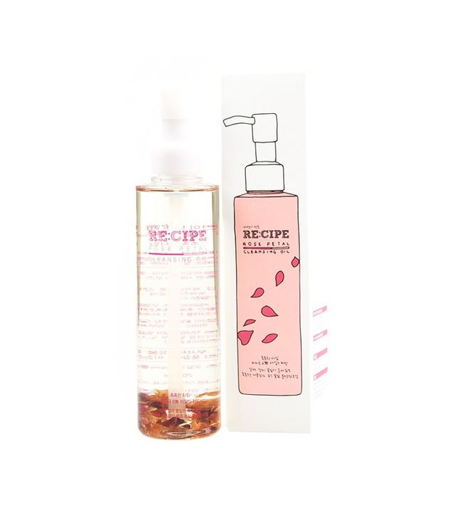 Re:cipe Rose Petal Cleansing Oil