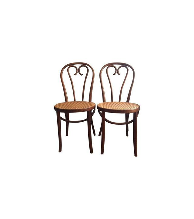 Chairish Bentwood Thonet Café Chairs