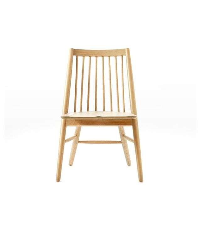 West Elm Scissor Spindle Dining Chair