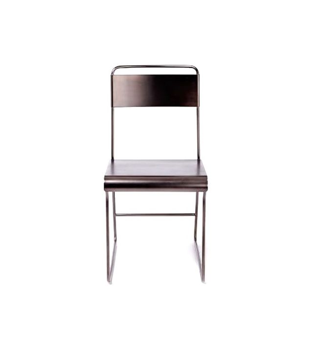 West Elm Bent Metal Dining Chair