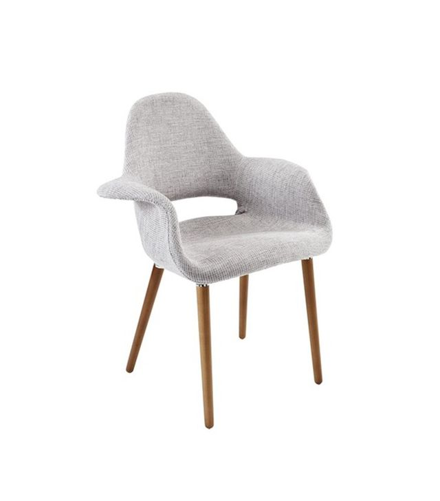 Modway Taupe Dining Arm Chair