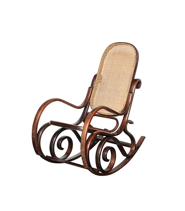 Niall Smith Antiques Turn-of-the-Century Thonet-Style Rocker