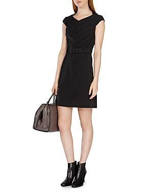 Karen Millen Belted Dress