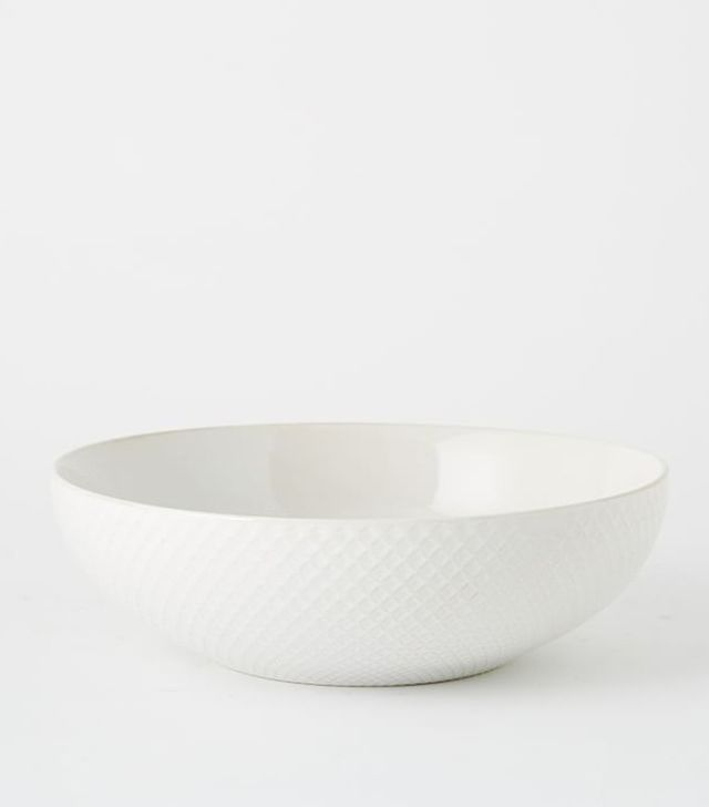West Elm Serving Bowls