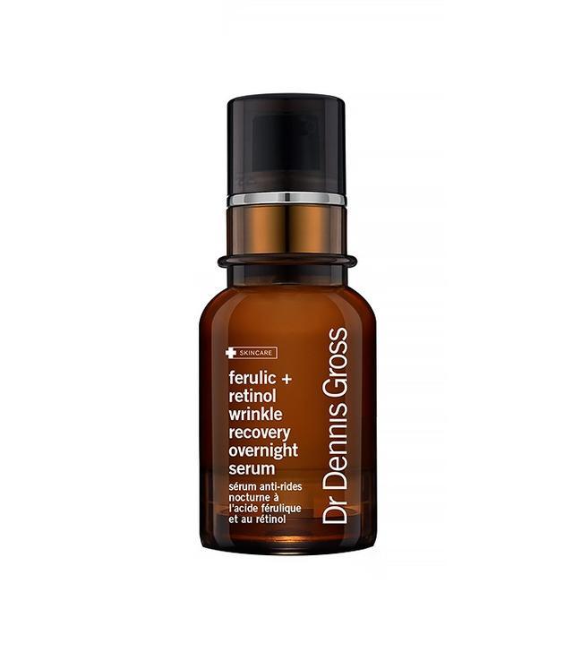 Dr. Dennis Gross Ferulic + Retinol Wrinkle Recovery Overnight Serum