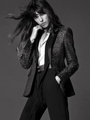 Lou Doillon Proves Yet Again That She's the Ultimate French Style Icon
