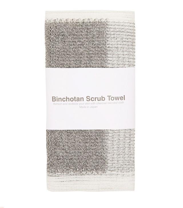 Morihata Binchotan Scrub Towel