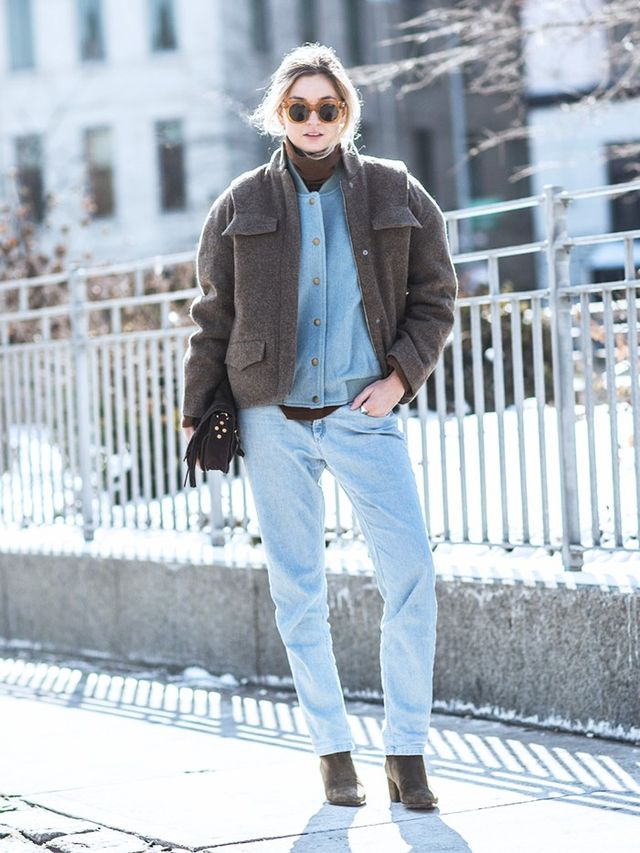 The Layered Tuck: