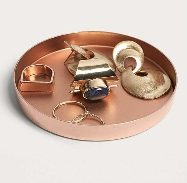 Urban Outfitters Copper Trinket Tray