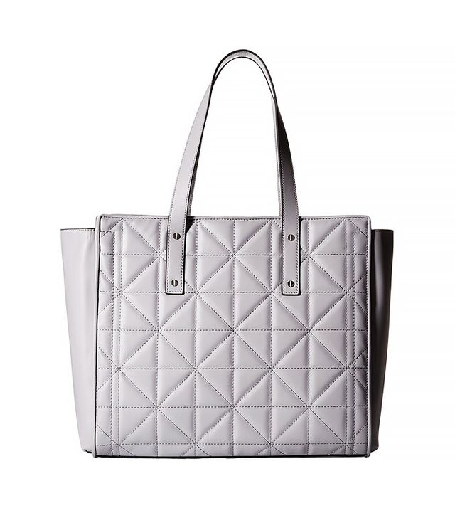 Ivanka Trump Soho Quilted Leather Tech Charging Tote