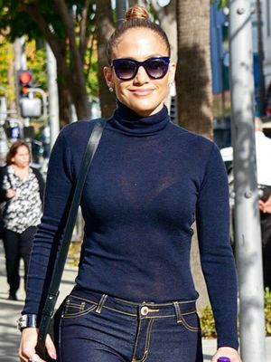 Jennifer Lopez Just Took a Major Style Cue From Gigi Hadid