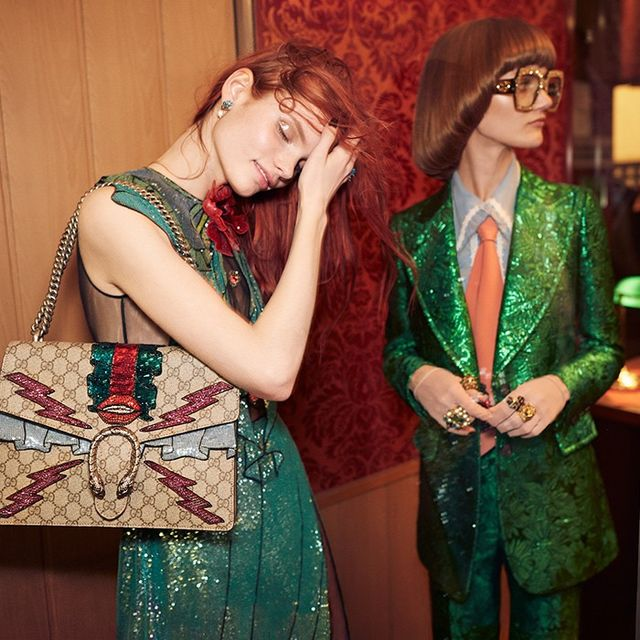 Peacocks, Skateboards, and Rooftop Parties—Gucci's Latest Campaign Is Awesome