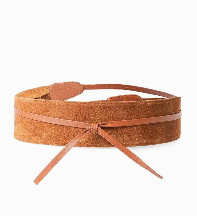Scanlan Theodore Nappa Leather Belt