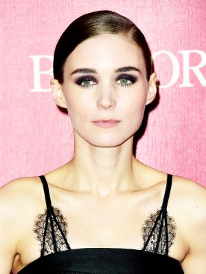 Rooney Mara's Fishtail Chignon Is Something to Behold
