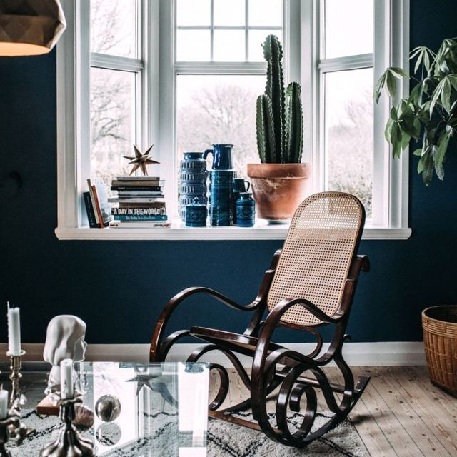 Step Inside a Blogger's Cosy and Eclectic Swedish Home