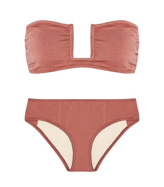Prism Santa Margarita Bandeau Bikini Top