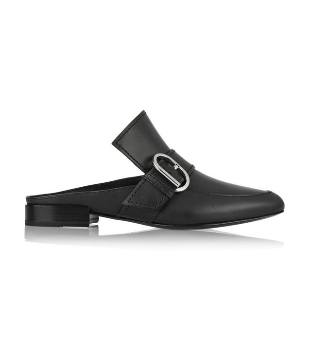 3.1 Phillip Lim Louie Leather Slippers