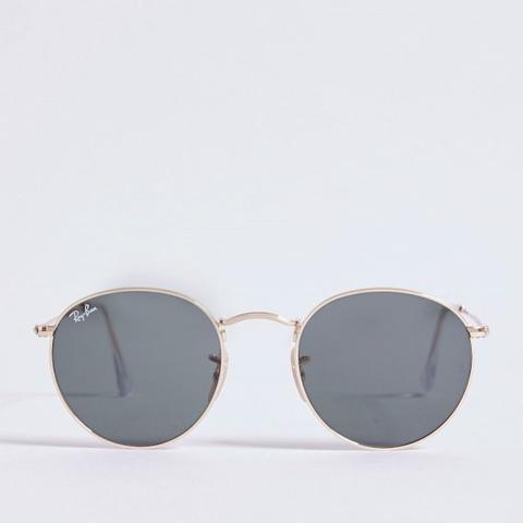 Round Metal Original Sunglasses