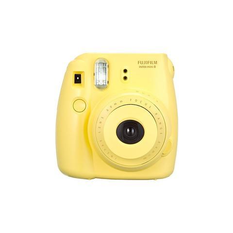 Instax Mini 8 Camera - Yellow