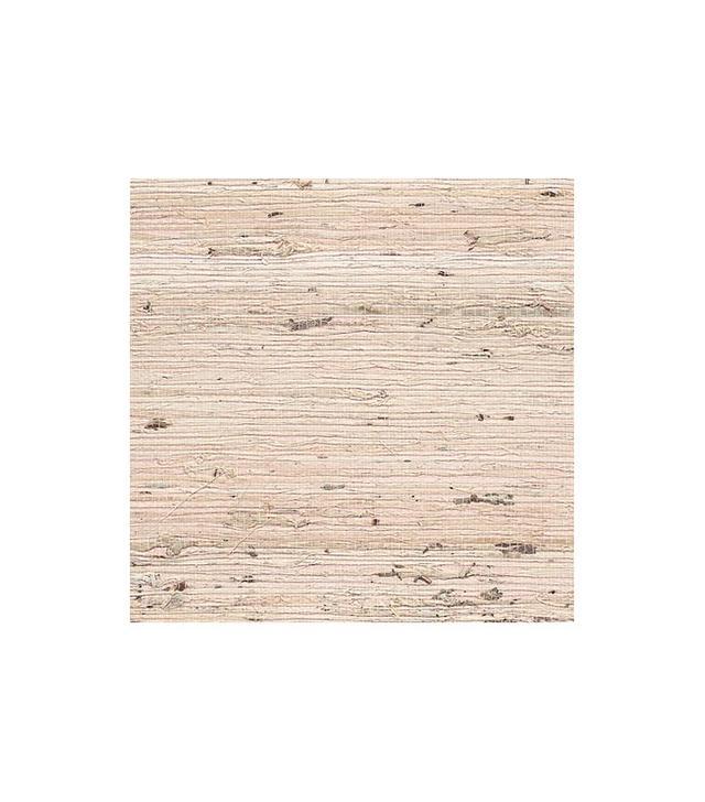 """Phillip Jeffries """"Pink Hue"""" Extra Fine Arrowroot Wallpaper"""