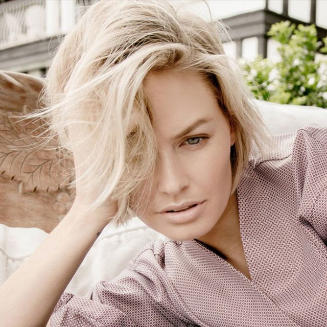 Lara Worthington's Colourist Reveals the Secret to Strong, Shiny Blonde Hair