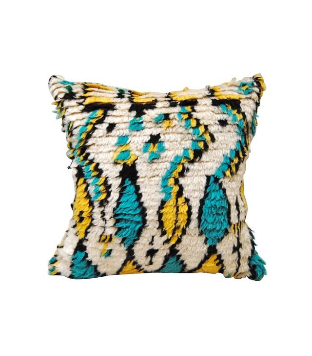 Maison Suzanne Gallery Moroccan Azilal Wool Pillow