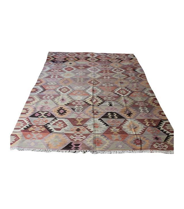 Etsy Vintage Anatolian Rug