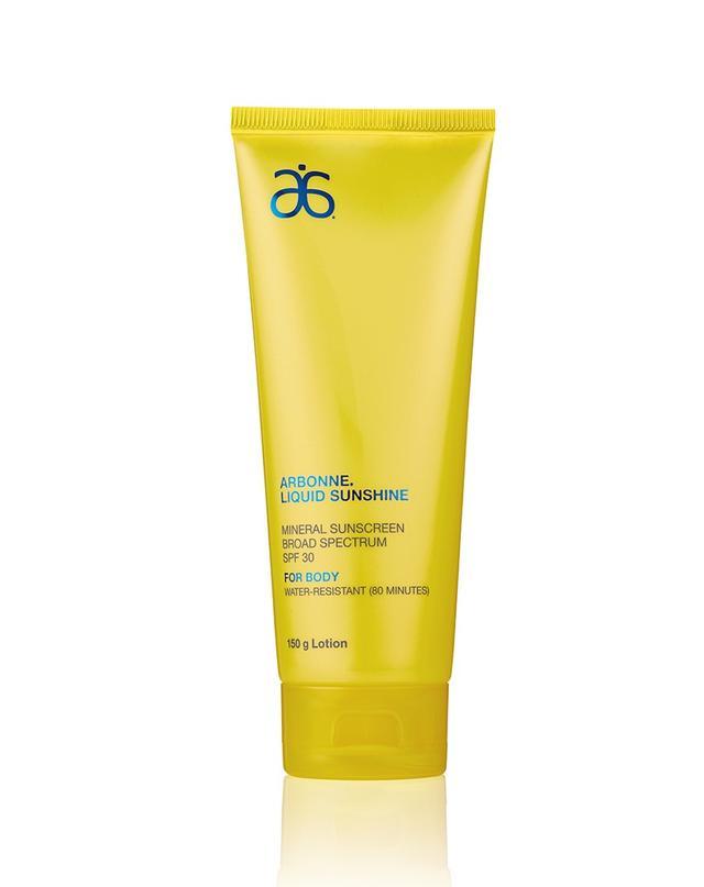 Arbonne Liquid Sunshine Mineral Sunscreen SPF 30