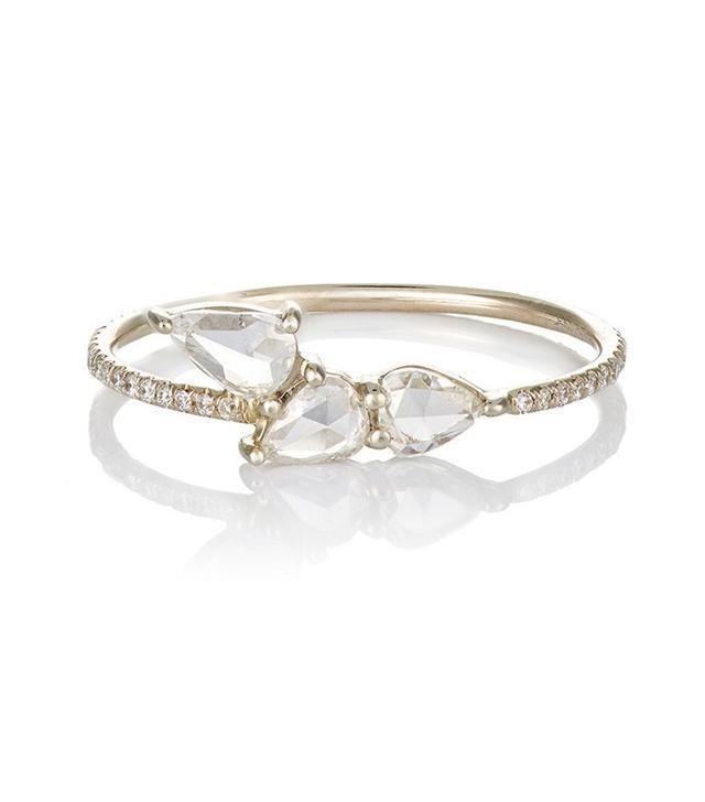 Monique Pean Atelier Diamond Ring