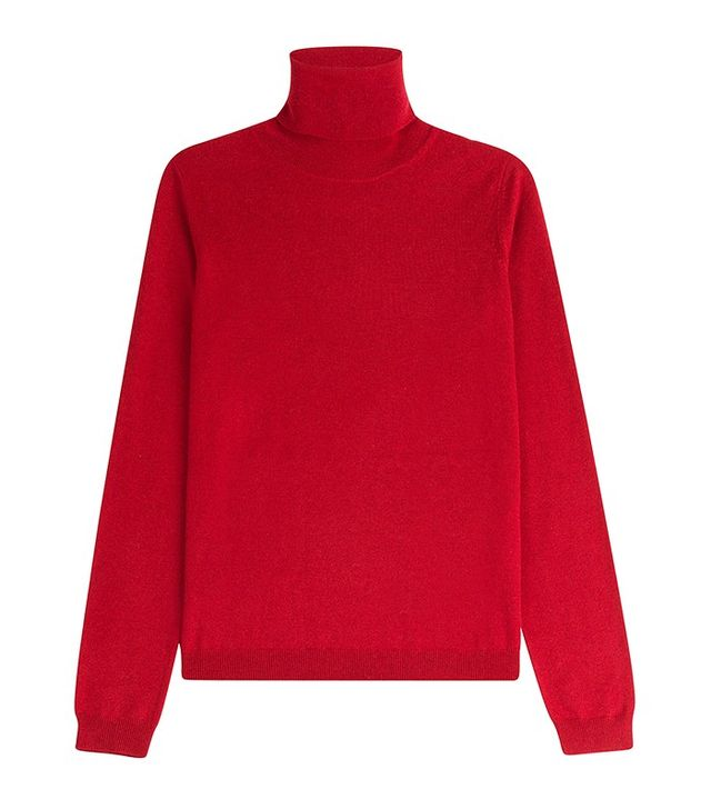 Red Valentino Turtleneck