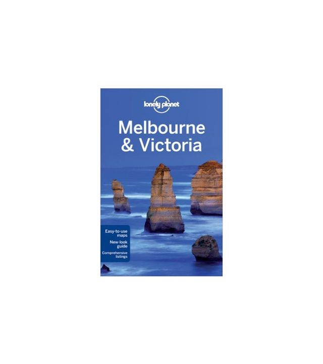 Lonely Planet Melbourne & Victoria Travel Guide