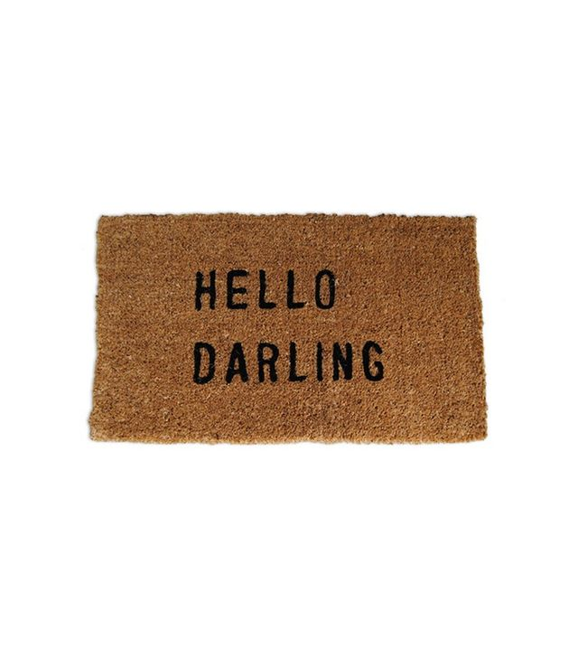 Dot & Bo Cheeky Welcome Mat