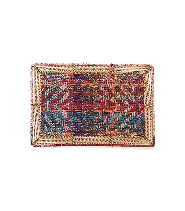 Anthropologie Handwoven Doormat