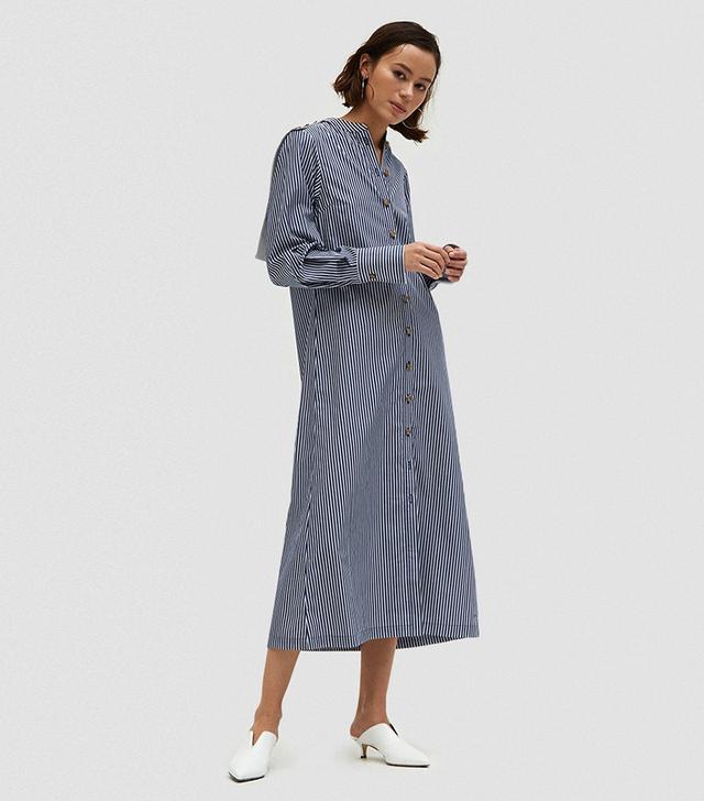 Meredith Shirt Dress