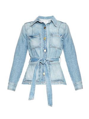Love, Want, Need: Frame Denim's Alternative Denim Jacket