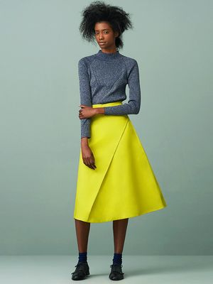 Love, Want, Need: Finery London's Sunshine Skirt